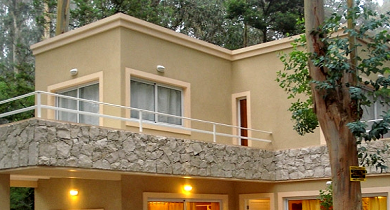 Molduras para exterior parthenon my house chivilcoy for Techos redondos fotos
